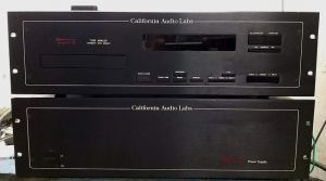 CALIFORNIA AUDIO LABS TEMPEST II CD PLAYER