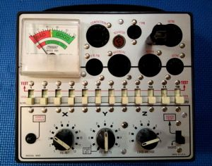 mercury Tube Tester 990