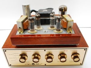The voice of music ampli tube Single-Ended